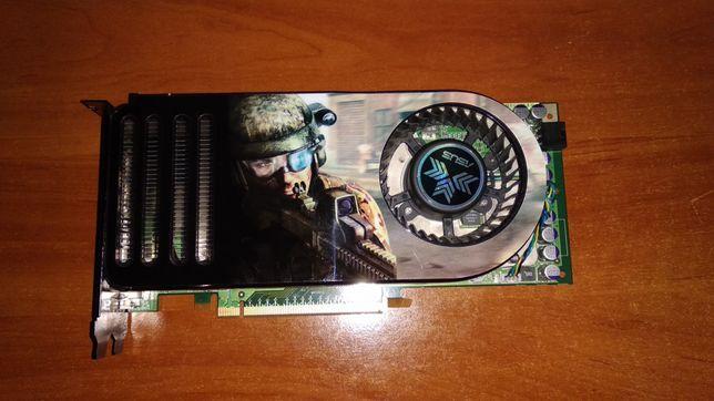 Продам видеокарту Asus GeForce 8800GTS 640MB (320bit)