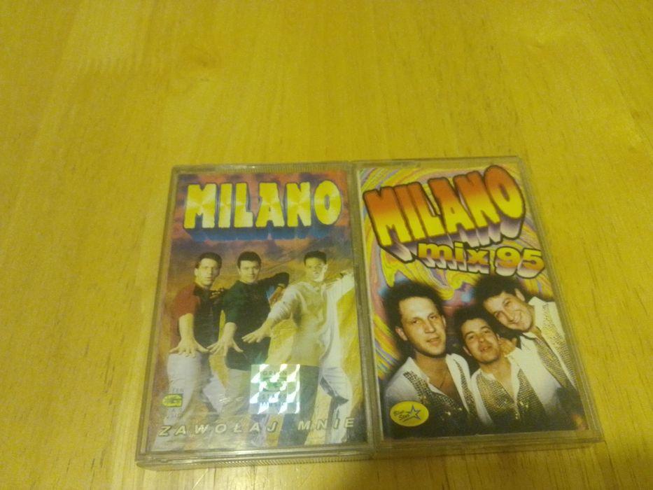 Kasety magnetofonowe Milano- 2 sztuki Zabrze - image 1