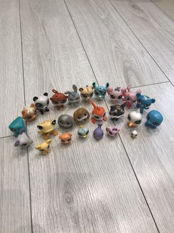 Littlest pet shop 24 figurki