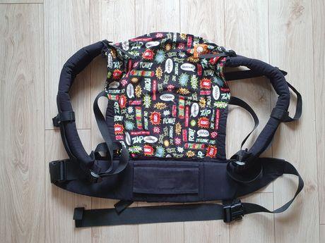 Tula Baby Carrier, nosidło ergonomiczne,wzór Sidekick