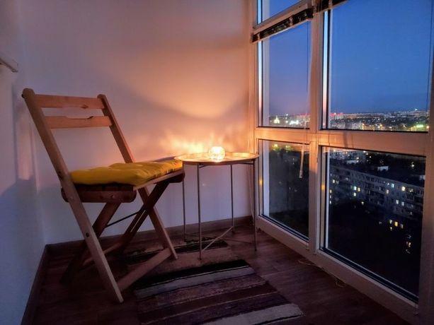 Аренда 1-комн. квартиры в новом доме с панорамным видом. Святошинский