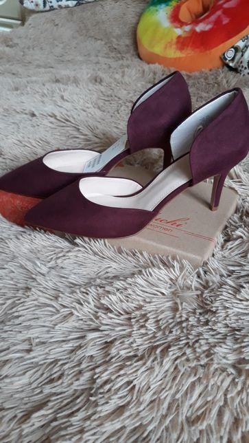 Туфли H&M, размер 40 (25.5см)