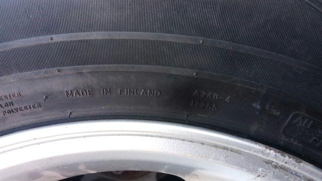 Продам комплект колес Ниссан Кашкай 215-65-16