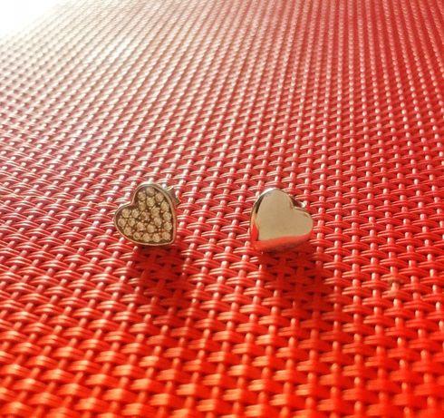 Срочно Новые серебрянные серьги сердце Сердечко 925