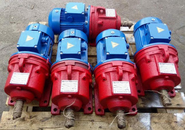 Мотор-редуктор планетарный ,3МП-31.5;3МП-40;3МП-50,лапа,НОВЫЙ,ЗМП б.у
