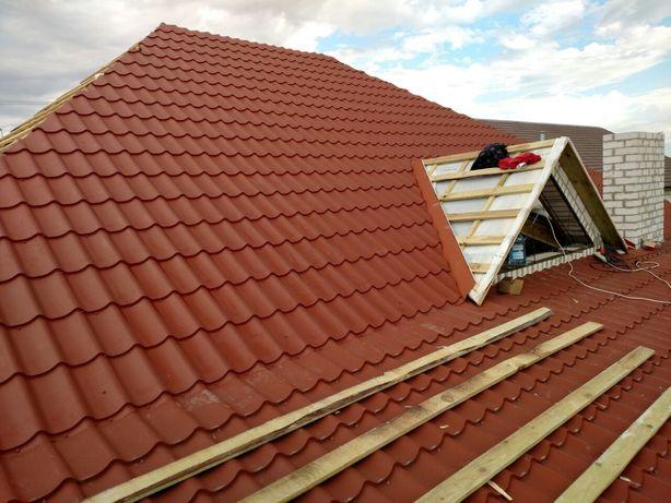 Кровельные работа!!!Ремонт и строительство крыш. Каховка