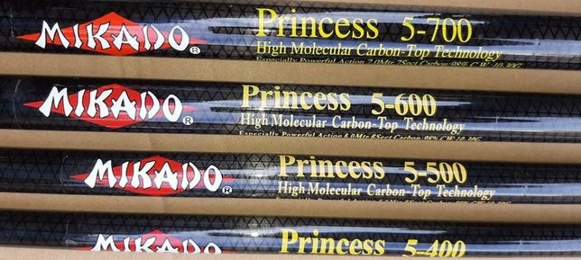 Удочка Micado Princess без колец