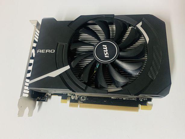MSI Radeon RX550 2GB OC Aero Placa gráfica GPU (peças/reparação)