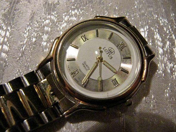 Часы LOTUS в коллекцию, 2008 года выпуска, кварцевые, новые