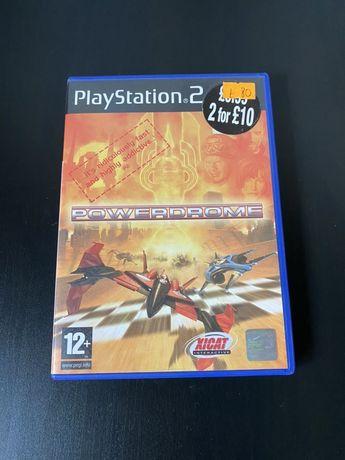 """Gra """"Powerdrome"""" na PS2 - PlayStation 2"""