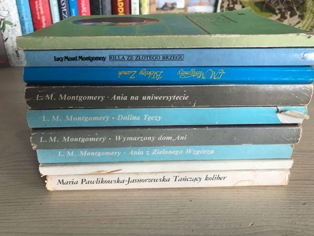 Książki L.M.Montgomery