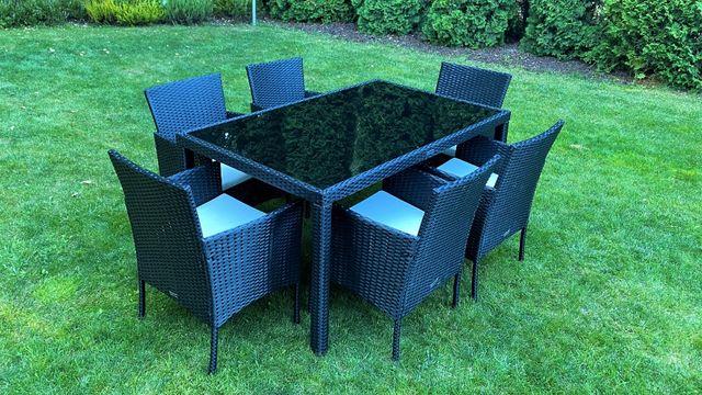 Садовая мебель из ротанга Family. Уличная мебель для сада Ротанг