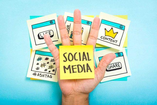 Gestão de Redes Sociais (Facebook, Instagram, Linkedin)