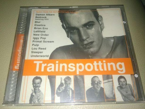 CD Transpotting - Banda sonora