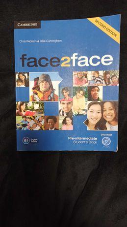 Книга Face 2 face английский язык