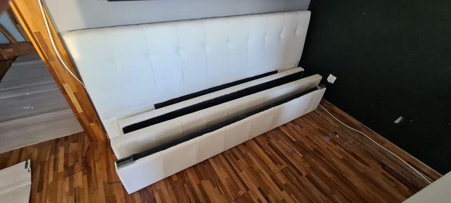 łóżko małżeńskie 2.25m x2.20m