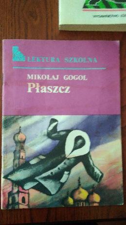"""Książki """"Płaszcz"""", """"Placówka"""""""