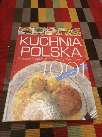 Książka kucharska. Kuchnia Polska. Ewa Aszkiewicz. 1001 przepisów