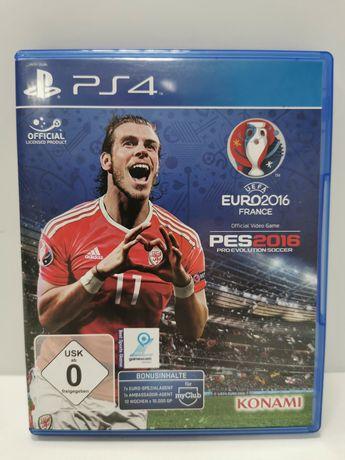 Gra PES 2016 na PS4