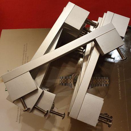 Klamki kuchenne uchwyt 128 mm