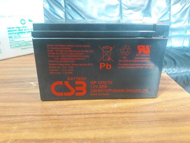 Akumulator żelowy CSB 12V 7AH 28W