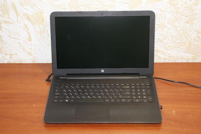 "HP 255 G5 (X0P96ES) AMD QC A6-7310 2.0|8Gb|1Tb|15.6"" Full HD состояние"