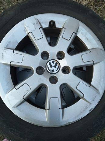 VW Polo V felgi+ opony letnie