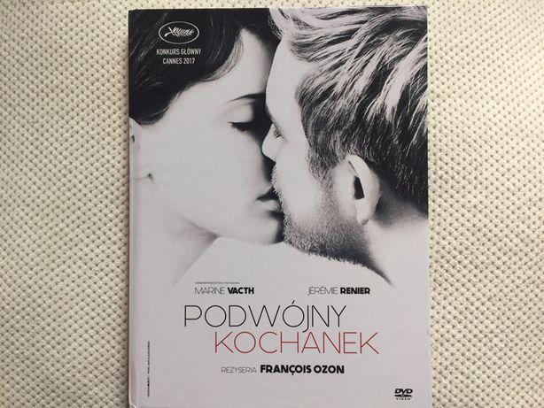 Podwójny kochanek film DVD z książką