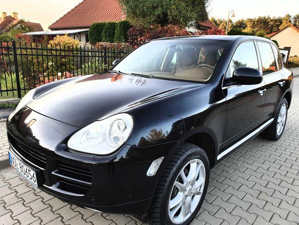Cayenne BLACK VINTAGE z gazem, bardzo zadbany, idealnie jezdzi.