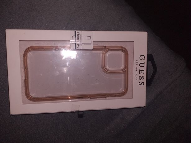 Etui iPhone 11 pro GUESS