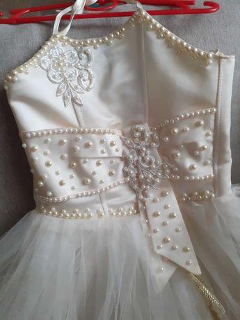 Плаття для дівчинки 4-5 років