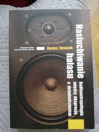 Nasłuchiwanie hałasu Dariusz Brzostek książka