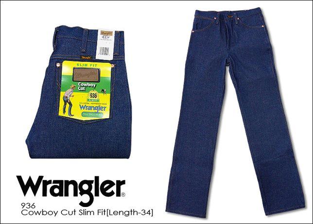 Продам настоящие Американские Джинсы Wrangler 936Cowboy Cut