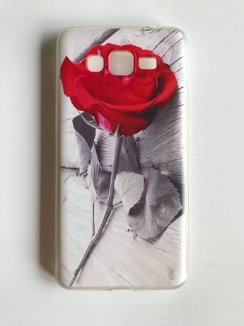 Etui Samsung galaxy grand prime róża