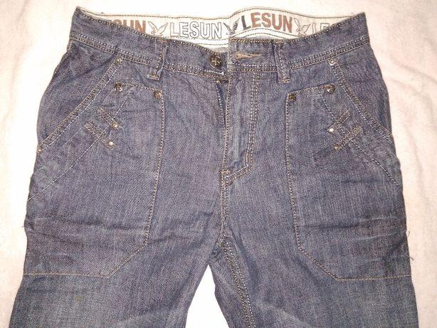 Джинсы мужские Lesun, 34 размер