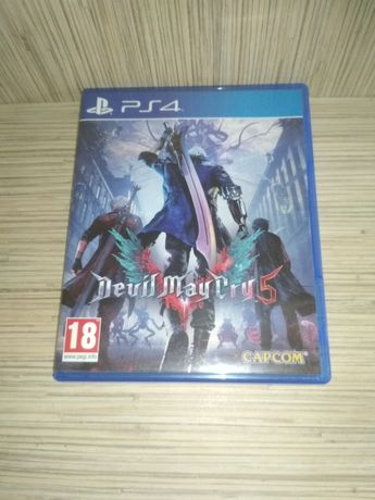 [Tomsi.pl] Devil May Cry 5 PL PS4 PS5 PlayStation 4 5
