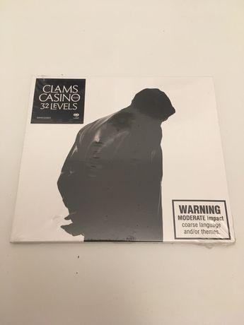 Clams Casino 32 Levels
