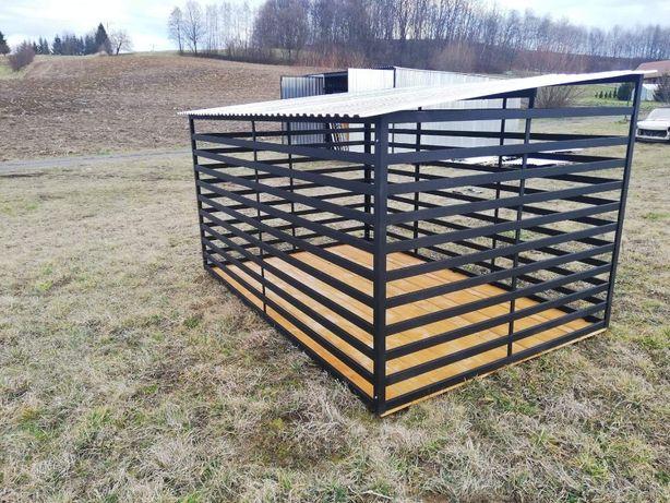 Nowoczesne kojce VIPDOG dla dużego psa , profil panelowy 4x2