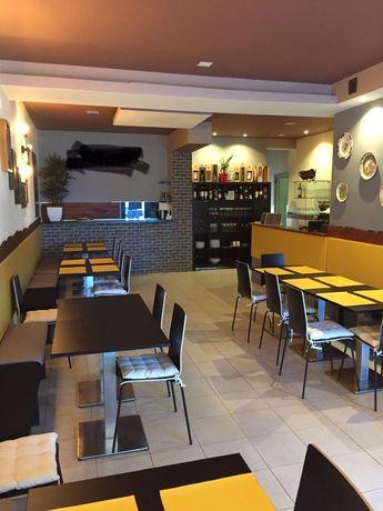 Restaurante churrasqueira