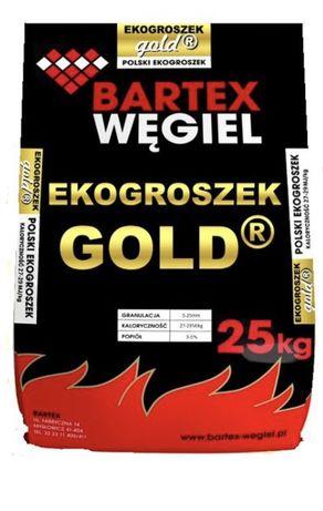 Węgiel Ekogroszek Bartex GOLD 28-30Mj/kg Polski