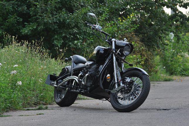 Мотоцикл ручной работы ЗАЗ