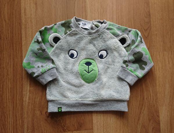 Bluza dla chłopca firmy 5-10-15 rozmiar 62 68