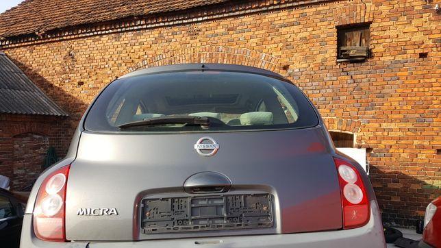 Nissan Micra na części