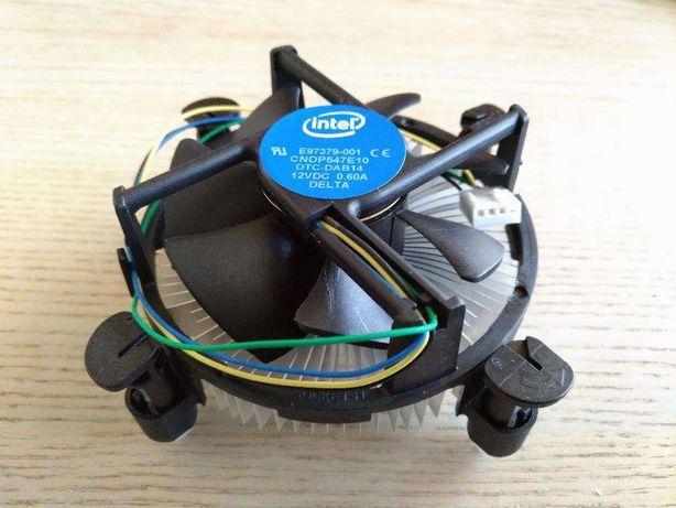 Lote de 5 Dissipadores Intel Socket 1150/1151/1155/1156 TDP 65W
