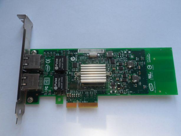 Серверний адаптер Intel (R) Gigabit ET