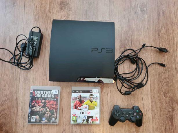 Playstation 3 (w bardzo dobrym stanie)