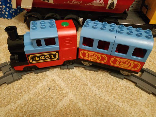 Lego DUPLO Мой первый поезд