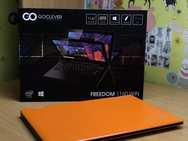 Ноутбук GoClever Insignia Freedom 1160 Windows