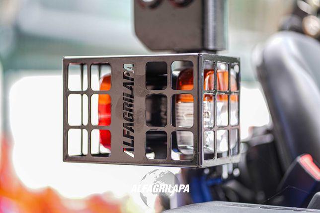 Proteção de Faróis para Trator Solis 20 e 26