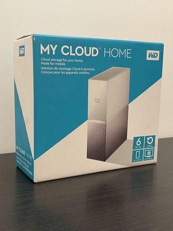 WD My CLoud Home - 6TB